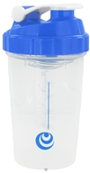 Spider Bottle - SpiderMix Mini Shaker Bottle Clear Blue - 25 oz.