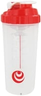 Spider Bottle - SpiderMix Maxi Shaker Bottle Clear Red - 32 oz.