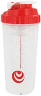 Image of Spider Bottle - SpiderMix Maxi Shaker Bottle Clear Red - 32 oz.