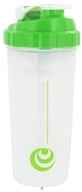 Image of Spider Bottle - SpiderMix Maxi Shaker Bottle Clear Green - 32 oz.