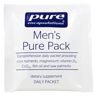 Pure Encapsulations - Men's Pure Pack with Metafolin L-5-MTHF - 30 Packet(s), from category: Professional Supplements