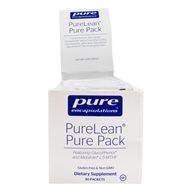 Image of Pure Encapsulations - PureLean Pure Pack with Metafolin L-5-MTHF - 30 Packet(s)