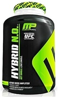 Image of Muscle Pharm - Hybrid NO Nitric Oxide Amplifier - 80 Capsules