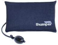 Thumper Massager - Companion Portable Neck and Back Support with Adjustable Air Pump H601 - $49