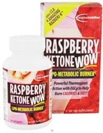 Applied Nutrition - Raspberry Ketones - 40 Capsules (710363580278)