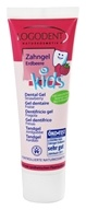 Logona - Logodent Kids Dental Gel Fluoride Free Strawberry - 1.7 oz. (4017645008274)