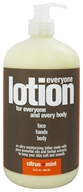 EO Products - Everyone Lotion Citrus and Mint - 32 oz. (636874040844)