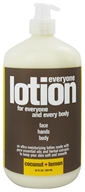 EO Products - Everyone Lotion Coconut and Lemon - 32 oz.
