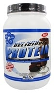 Image of Giant Sports Products - Delicious Protein Powder Chocolate Shake - 2 lbs.