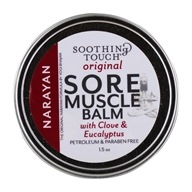 Soothing Touch - Narayan Balm Regular Strength - 1.5 oz., from category: Personal Care