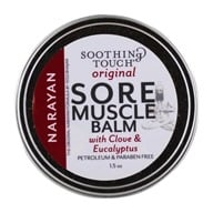 Soothing Touch - Narayan Balm Regular Strength - 1.5 oz. - $6.99