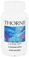 Thorne Research - GI-Encap - 60 Vegetarian Capsules - $12.20