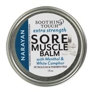 Soothing Touch - Narayan Balm Extra Strength - 1.5 oz. - $6.97