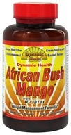 Image of Dynamic Health - African Bush Mango with Irvingia Weight Management Formula - 60 Vegetarian Capsules