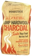 Woodstock Farms - All-Natural Lump Hardwood Charcoal - 8.8 lbs. by Woodstock Farms