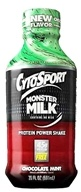Cytosport - Monster Milk RTD Protein Power Shake Chocolate Mint - 20 oz.