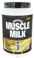 Cytosport - Muscle Milk Genuine Nature's Ultimate Lean Muscle Protein S'mores - 2.47 lbs. by Cytosport