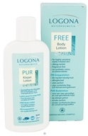 Logona - Body Lotion Fragrance Free - 6.8 oz. CLEARANCE PRICED