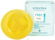 Logona - Bar Soap Fragrance Free - 3.5 oz. (4017645016224)