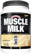 Cytosport - Muscle Milk Genuine Nature's Ultimate Lean Muscle Protein Graham Cracker - 2.47 lbs. by Cytosport