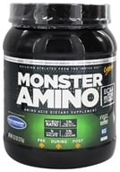 Cytosport - Monster Amino BCAA Ultimate Amino Acid Formula Blue Raspberry - 13.2 oz.