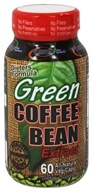 Fusion Diet Systems - Green Coffee Bean Extract 800 mg. - 60 Vegetarian Capsules, from category: Diet & Weight Loss