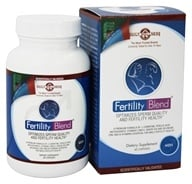 Daily Wellness Company - Fertility Blend for Men - 60 Capsules - $24.69