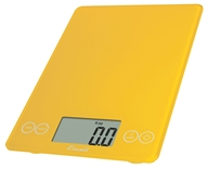 Escali - Arti Glass Digital Food Scale 157SY Solar Yellow