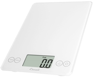 Escali - Arti Glass Digital Food Scale 157W Crisp White, from category: Housewares & Cleaning Aids