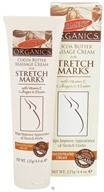 Image of Palmer's Organics - Cocoa Butter Massge Cream for Stretch Marks - 4.4 oz.