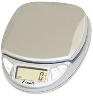 Escali - Pico High Precision Digital Scale PR500S Metallic