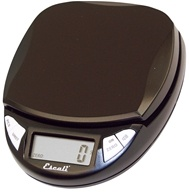 Escali - Pico Digital Pocket Scale N115MB Midnight Black