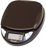 Escali - Pico Digital Pocket Scale N115MB Midnight Black - $24.95