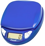 Escali - Pico Digital Pocket Scale N115RB Royal Blue (857817000590)