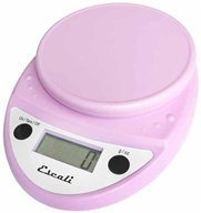 Escali - Primo Digital Food Scale P115SP Soft Pink