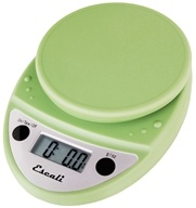 Image of Escali - Primo Digital Food Scale P115TG Tarragon Green