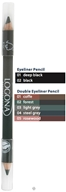Logona - Double Eyeliner Pencil 02 Forest - 1.38 Grams
