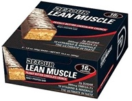 Forward Foods - Detour Lean Muscle Whey Protein Bar Peanut Butter Chocolate Crunch - 1.6 oz.