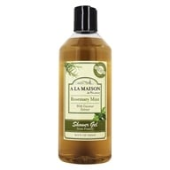 A La Maison - Traditional French Milled Bath & Shower Liquid Soap Rosemary Mint - 16.9 oz., from category: Personal Care