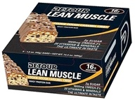Forward Foods - Detour Lean Muscle Whey Protein Bar Cookie Dough Caramel Crisp - 1.6 oz. DAILY DEAL