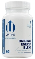 Uptime Industries - Energy Dietary Supplement - 60 Caplets by Uptime Industries