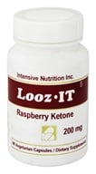 Image of Intensive Nutrition, Inc. - Looz It Raspberry Ketone 200 mg. - 90 Vegetarian Capsules