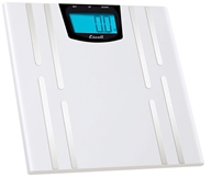 Escali - Ultra Slim Health Monitor Digital Scale USHM180S by Escali