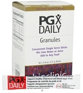 Image of Bioclinic Naturals - PGX Daily Granules - 30 x 2.6 oz. Sticks