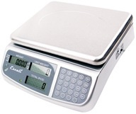 Escali - C-Series Professional Counting Scale Measures Up To 13 Lbs. C136 by Escali