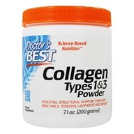 Doctor's Best - Best Collagen Types 1 & 3 6600 mg. - 7.1 oz.