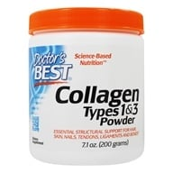 Doctor's Best - Best Collagen Types 1 & 3 6600 mg. - 7.1 oz. by Doctor's Best