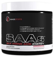 Image Sports - SAAs Silk Amino Acid Energy Watermelon - 5 oz.