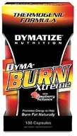 Dymatize Nutrition - Dymaburn Xtreme with Raspberry Ketones - 180 Capsules CLEARANCE PRICED by Dymatize Nutrition