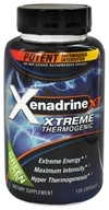 Image of Cytogenix Laboratories - Xenadrine XT Xtreme Thermogenic - 120 Capsules